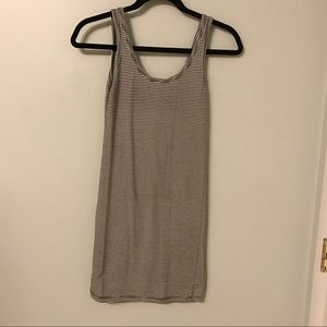 Brandy Melville bodycon mini dress